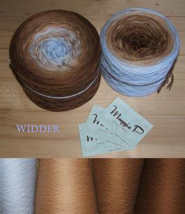 Widder  (4-fädig)