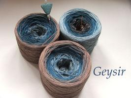 Geysir  (Viskose) 4-fädig