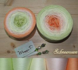 Schneerose (5 - fädig,BW)