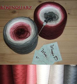 Rosenquarz  (4-fädig)