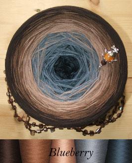 Mütze Blueberry 6-fädig bis 5 Farben