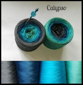 Calypso   100% Viskose 3-fädig