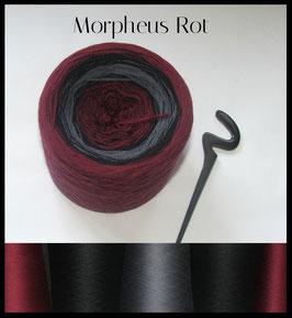 Morpheus Rot - Grau - Rot (3-fädig)
