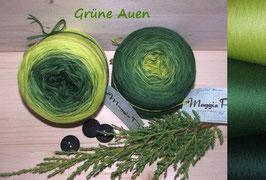 Mütze Grüne Auen  6-fädig