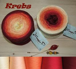 Krebs (6 - fädig,BW)