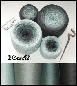 Mütze Binelli  5-fädig