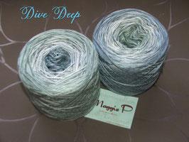 Dive Deep meliert (Viskose) 5-fädig