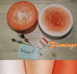 Flamingo (3-fädig,BW)