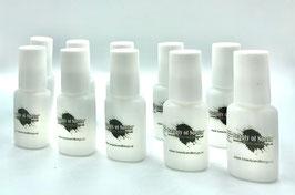 TRADE-006 Lijm voor tips & nailart 7 gram met penseel - doos van 15 flesjes