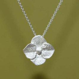 Hortensien Anhänger, kleine Blüte