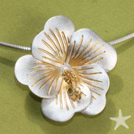 Hibiskus  Blüten Anhänger