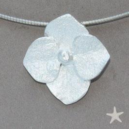 Hortensien Anhänger, Blüte , mittlere Größe