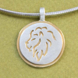 Sternzeichen  Anhänger  Löwe