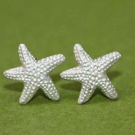Seesterne  Silber,10mm