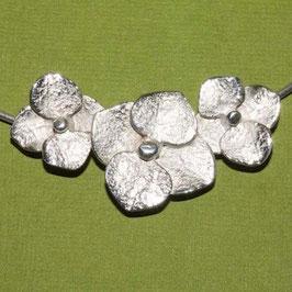 Hortensiendolde Blüten Anhänger