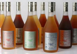 Choisissez le fruit de vos liqueurs
