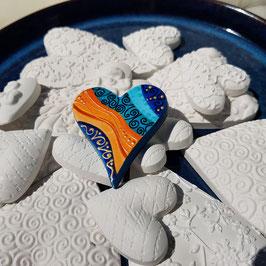 Keramikherz S/M Nr. 3