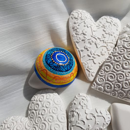 Keramik Halbkugel