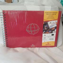 Canson für alles (rot) Spiralbuch (Lager Artikel)