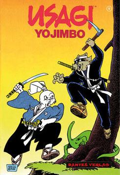 Usagi Yojimbo 5 - Die Klinge der Götter (Schwarzer Turm Edition)