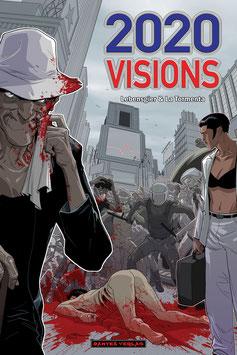 2020 Visions 1 - Lebensgier & La Tormenta