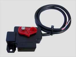 Aktuator ELM zu Einbau-Fahrzeugstecker Dostar Typ 2
