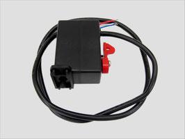 Aktuator ELE zu Einbau-Fahrzeugstecker Dostar Typ 2