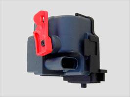 Aktuator Hella zu Einbau-Fahrzeugstecker Dostar Typ 2