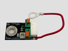 EMUS BMS Zell Modul Typ B mit externem Temperatursensor