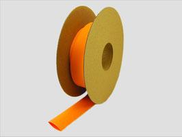 Schrumpfschlauch orange 25,4 mm