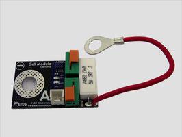 EMUS BMS Zell Modul Typ A mit Anschluss für Temperatursensor