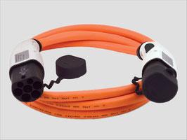 Ladekabel Typ 2 nach IEC 62196-2