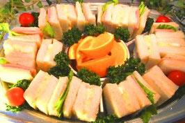 おススメ!サンドイッチ(ハム・タマゴ)(4~5名様分)