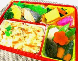 行楽弁当(こうらくべんとう)(ミニ缶お茶付)