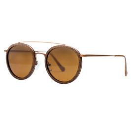 Meerblick Sonnenbrille bronze