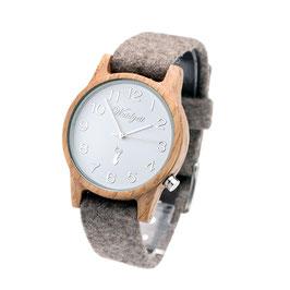 Alpin Großglockner zeitlos Armbanduhr