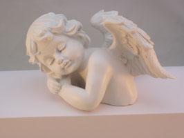 Engel Raphael linksliegend