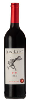 Ridgeback Lion Hound Shiraz 2017