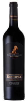 Ridgeback Cabernet Sauvignon  2015-2016