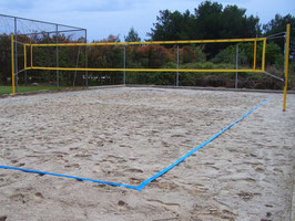 Turniernetz für Beach-Volleyball