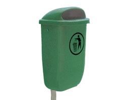 Papierkorb - Mülleimer