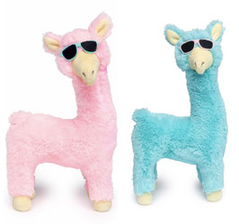 Dog Toy - Kendra and Kendrik Llama