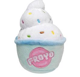 Dog Toy - Frozen Yoghurt