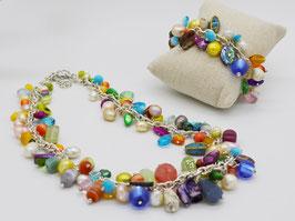 Gypsy Kette + Armband
