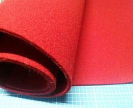 5 mm-Wollfilz rot