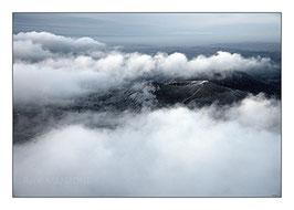 Le Pariou et mer de nuages