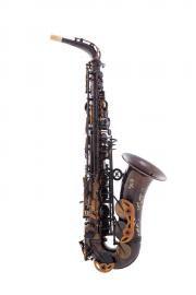 Julius Keilwerth Alt-Saxophon MKX - Antik