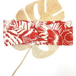 Headband Twist jersey Hawaï