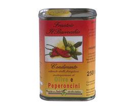 250 ml Condimento e Peperoncino
