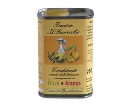 250 ml Condimento Olive e Arance